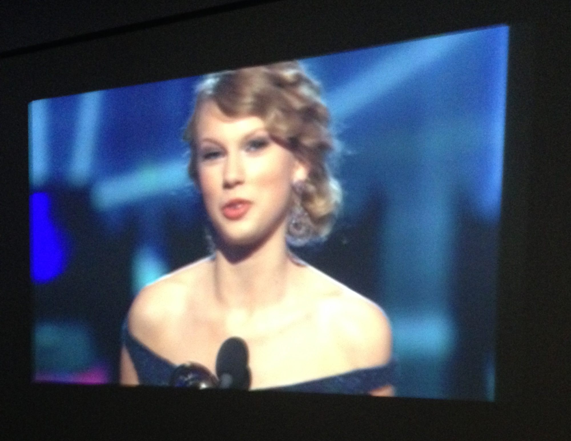My daughter and I LOVE Taylor Swift and the exhibit on her was INSPIRING and BEAUTIFUL!!! www.alexisvear.com