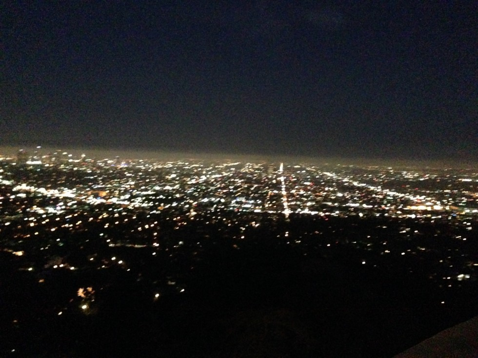 Another night shot from the observatory. www.alexisvear.com
