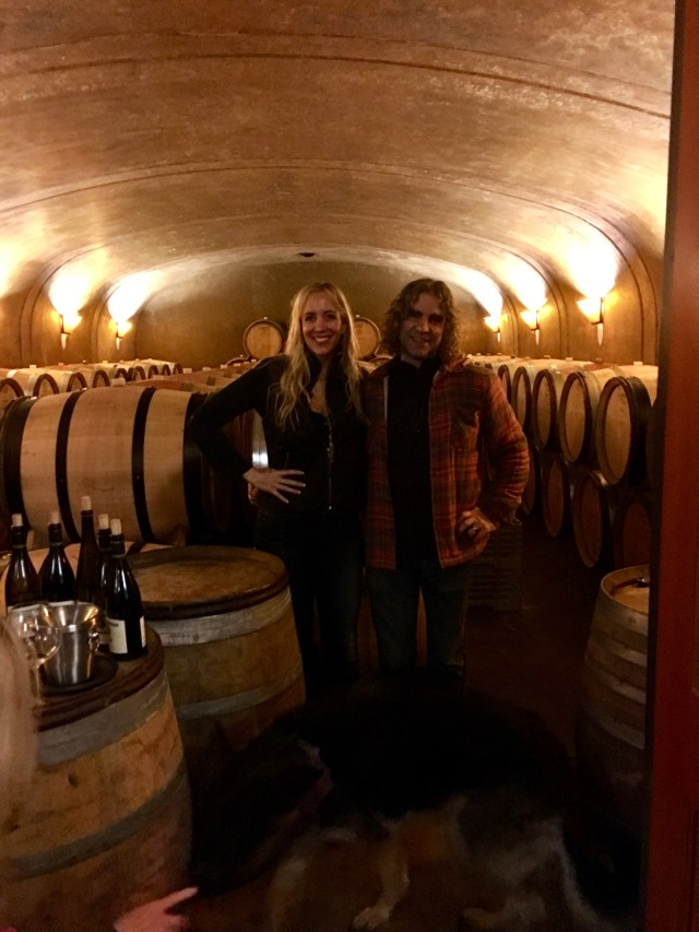 Thank you Jay and Kelly for an incredible wine experience.